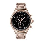 Hugo Boss Mens' Companion Chronograph Watch