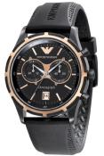 Emporio Armani Mens' Chronograph Watch AR0584