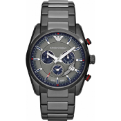 Emporio Armani Mens' Chronograph Watch