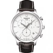 Tissot Traditional Chronograph Watch T063.617.16.037.00